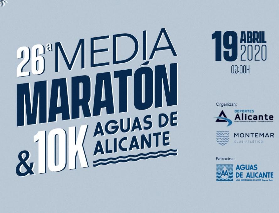 Media Maraton Alicante 2020